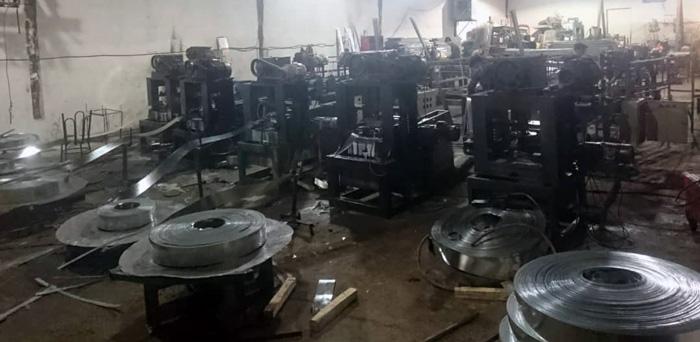 کارخانه رابیتس پایتخت