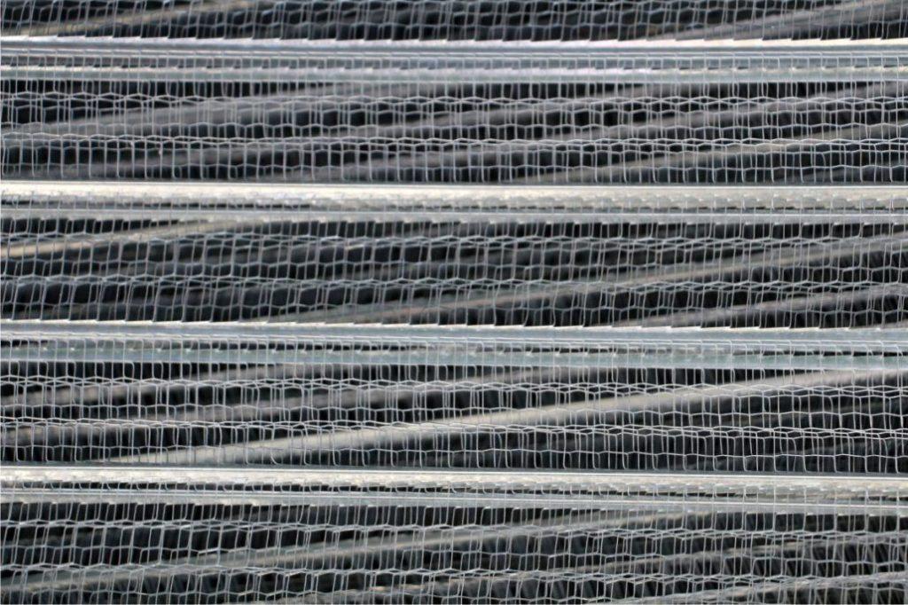 رابیتس مسعود Welded wire fabrics